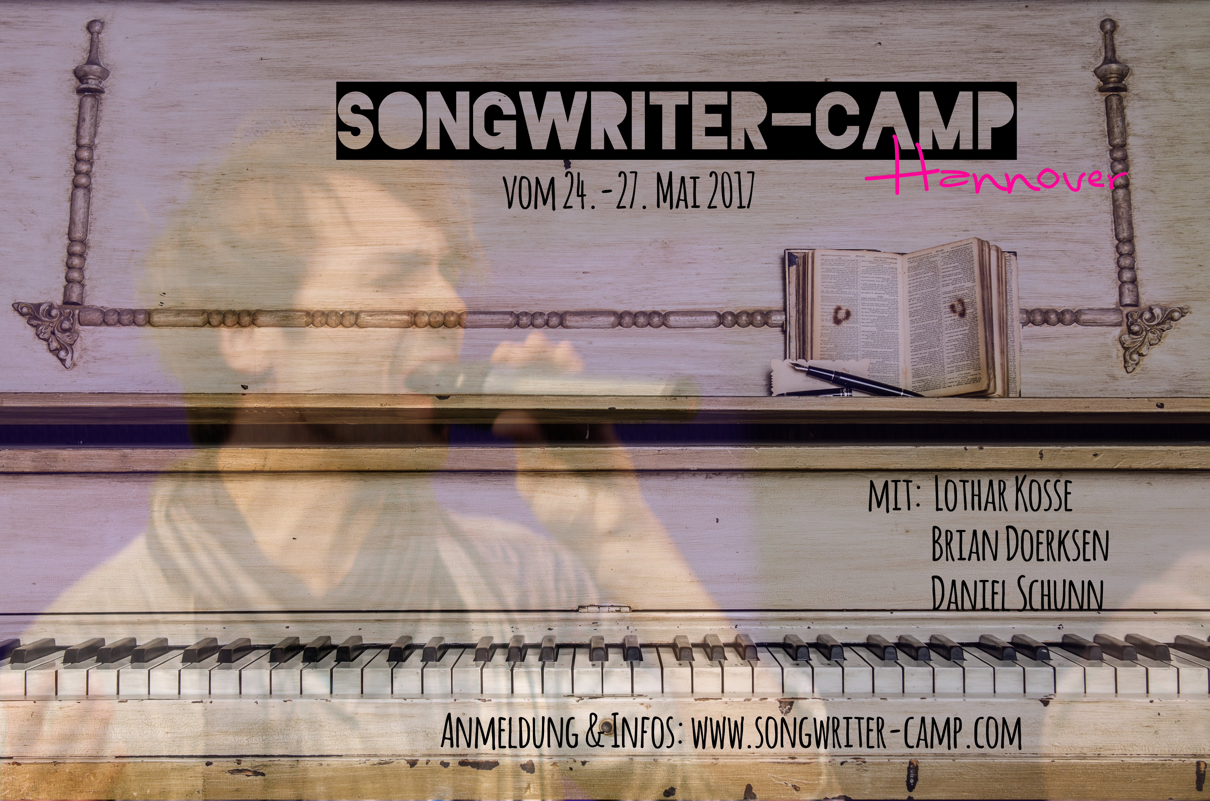 Schreib deinen Song fertig in Hannover